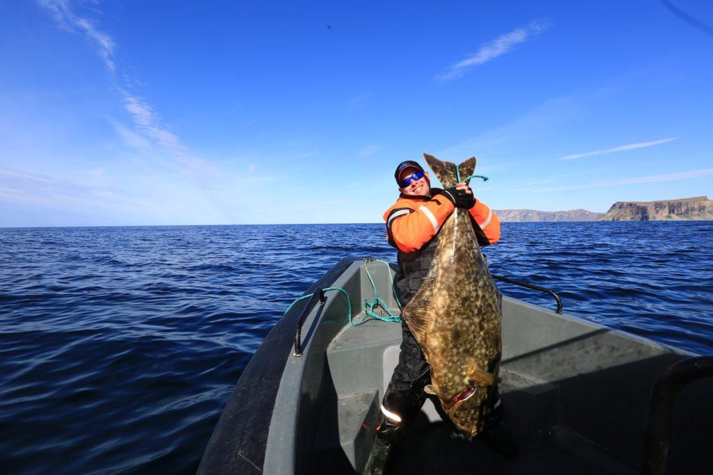 трофейная морская рыбалка