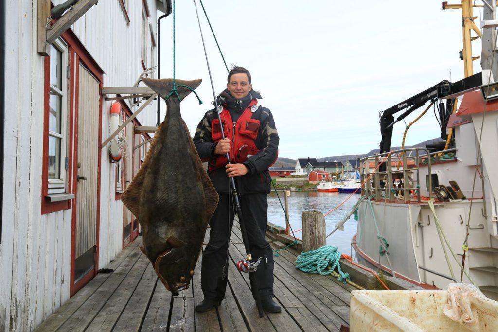 как поймать морскую рыбу