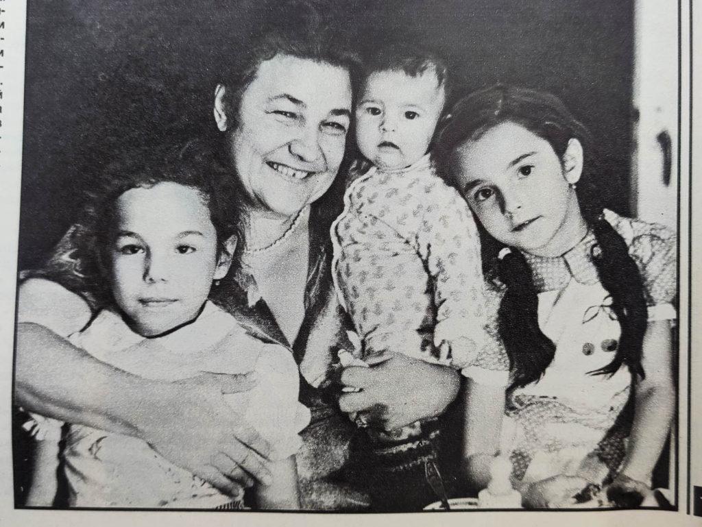 групповая семейная фотография ссср