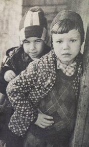 детская фотография ссср