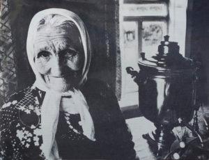 советские фотографии прабабушка